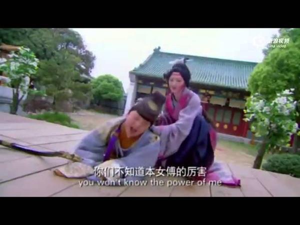 HD Trailer 《班淑传奇》片花 Engsub Ban Shu Legend 景甜,张哲瀚,李佳航