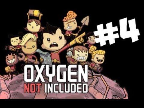 ЗАТОПИЛО БАЗУ Oxigen not included 4