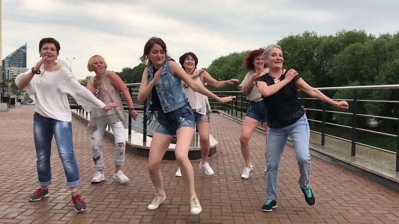 Language - Voicemail ft Docta Bird | Dancehall Steps Video | Мария Ефремова и Радуга жизни 50