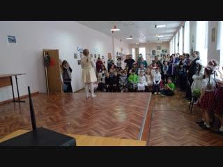 Утренник детский, 2019, Рождественский
