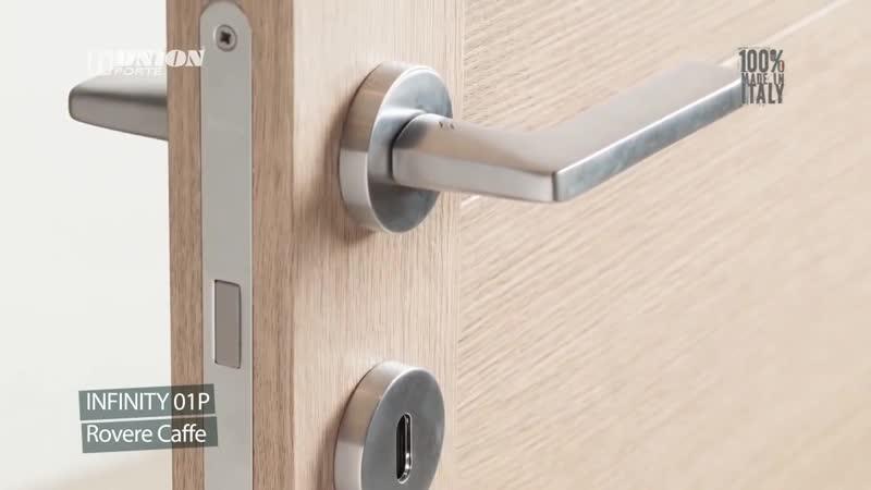 Ремонт петль на итальянских дверях фирмы UNION barausse. Дверная пяточная петля AGB 2R верх и низ. Замена скрытых петель AGB 2R