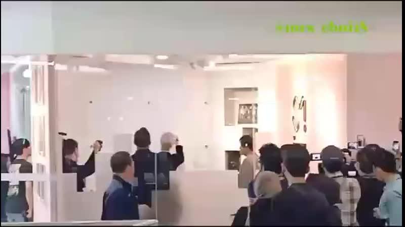 230819 ™ Taemin в SM Entertainment Office,