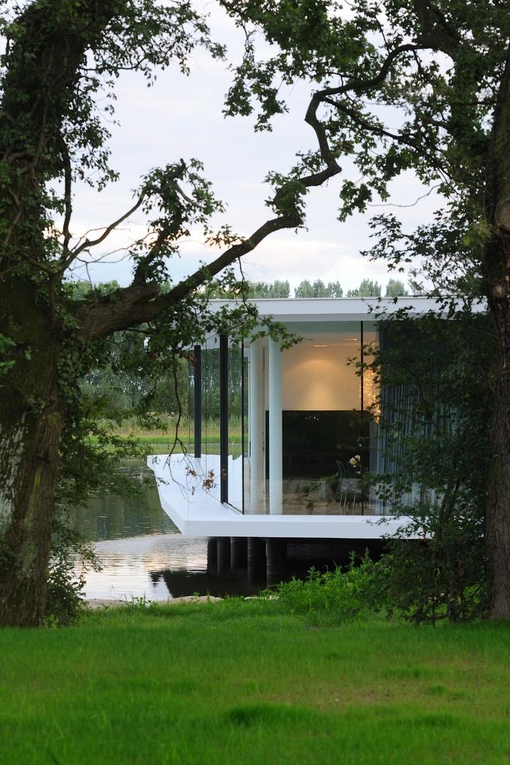 White Snake house