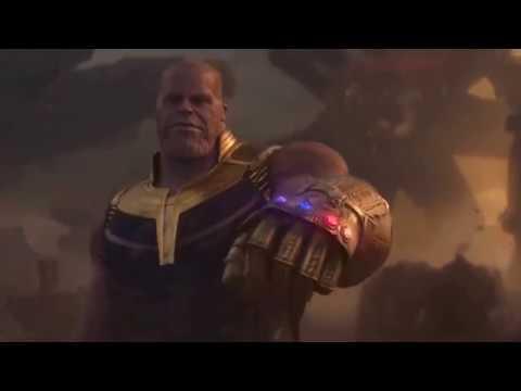 Giorno's Theme Syncs Perfectly with the Thanos Fight Scene (Infinity War X JoJo's Bizarre Adventure)