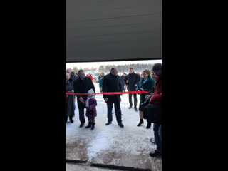 Открытие новой современной котельной в Устьянах