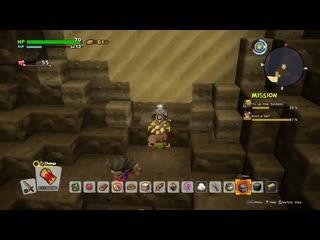 Dragon quest builders 2 – трейлер запуска