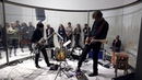 Performance by Thurston Moore and Debbie Googe for Dan Graham's 'Rock 'n' Roll'