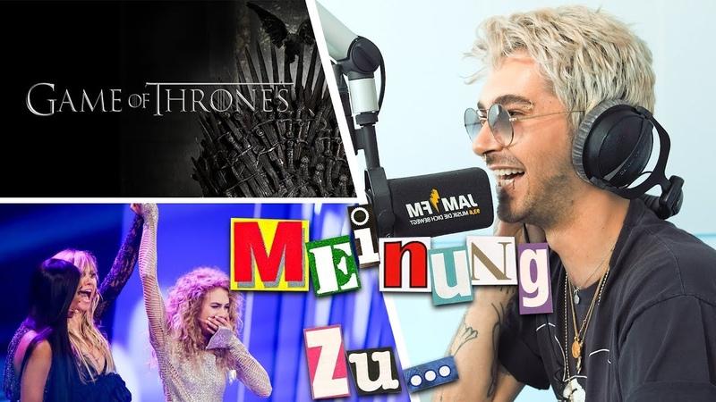 Tokio Hotel MEINUNG ZU GNTM, Game of Thrones Trap ⚡ JAM FM