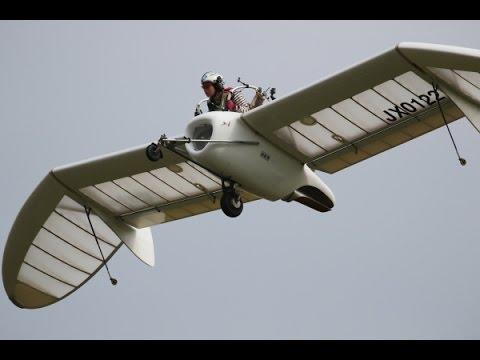 2016年7月 風の谷のナウシカの「メーヴェ」モデルM 02J ~ジェットエンジン換装から初公開飛行までの軌跡~
