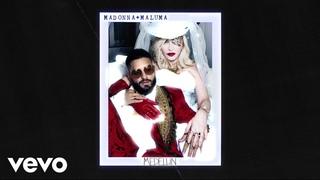 Madonna, Maluma - Medelln (Audio)