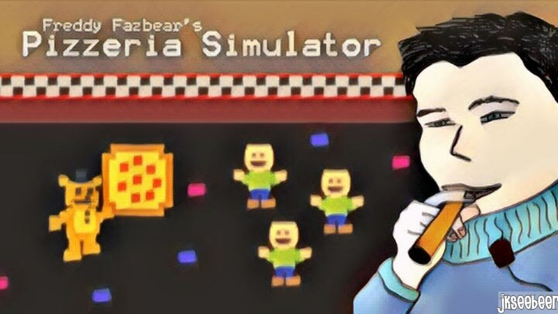 Freddy Fazbear's Pizzeria Simulator НЕПРОХОДИМЫЙ 3 РАУНД Стрим от 27 12 2018