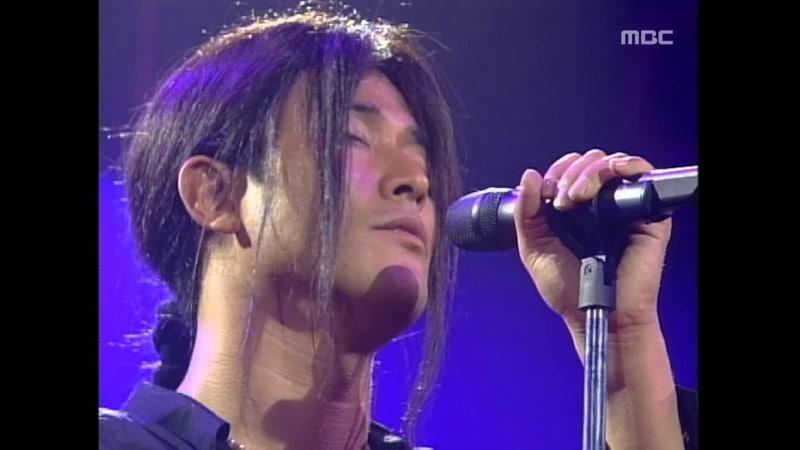 토요일 토요일은 즐거워 - Choi Min-soo - Mother's lullaby, 최민수 - 어머니의 자장가, Saturday Night Music Show 1996