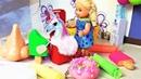 ПРИКОЛЬНАЯ КАНЦЕЛЯРИЯ ИЛИ ЧТО В РЮКЗАКЕ У КАТИ Мультики с куклами Барби Cartoon dolls