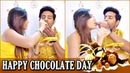 Reem Shaikh Sehban Azim Celebrate Chocolate Day Valentine's Week EXCLUSIVE Tujhse Hai Raabta