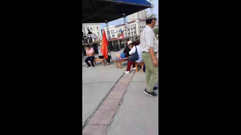 Митинг кпрф якутск