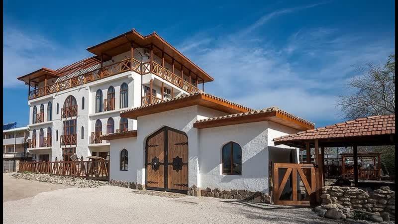 Партнёр QIRIMLI гостевой дом Сервет мир крымскотатарских традиций
