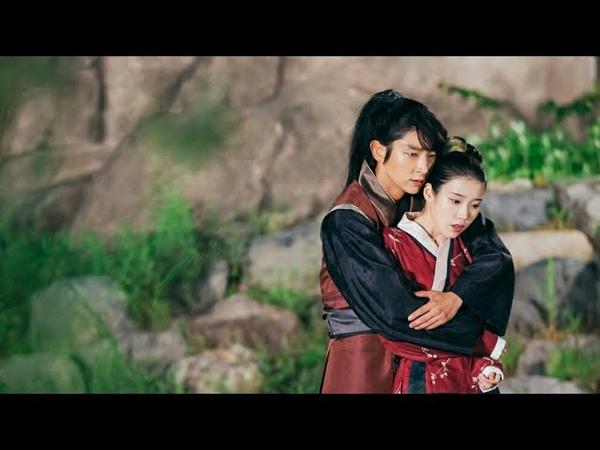 Клип к дораме Алые сердца: Корё - LEE HI- MY LOVE [Moon Lovers: Scarlet Heart Ryo OST Part.10 ]