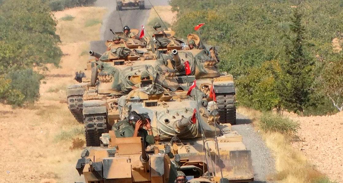 Турецкие танки
