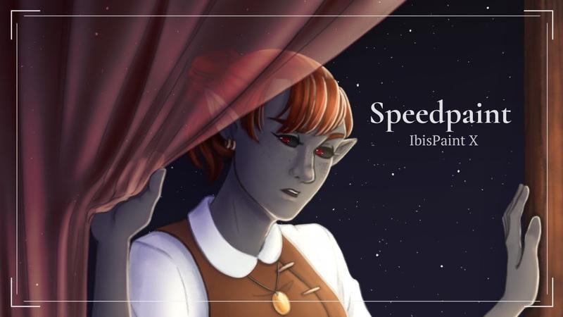 Speedpaint Astarta Ibis Paint X