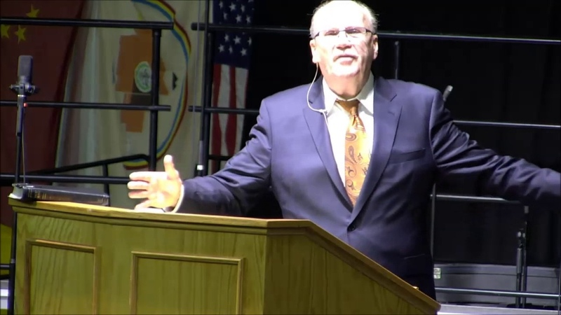 2017 Summer Prescott Bible Conference Joe Campbell - Tuesday Night