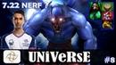 Universe Night Stalker Offlane 7 22 NERF ? Dota 2 Pro MMR Gameplay 8