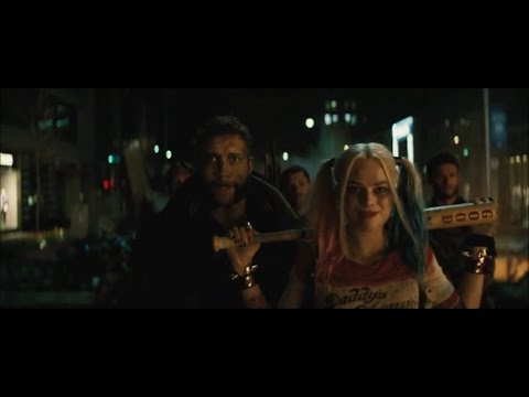 Suicide Squad| Harley Quinn Joker| Eminem Ft. Rihanna- Love The Way You Lie|