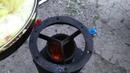 Самодельная печь ракета 2