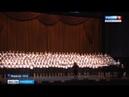 Пасхальный концерт Всемарийский детский хор выступил с новой программой