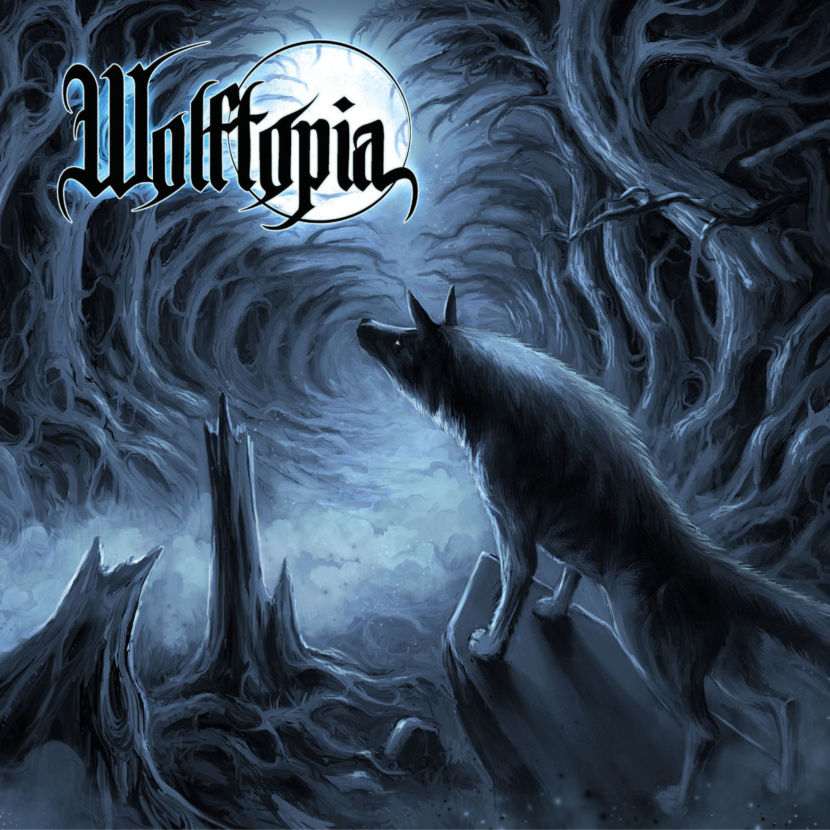 Wolftopia - I Am The Storm (EP)