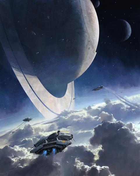 sci fi art - HD1920×2413