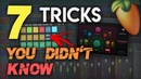 7 Tricks Features You Didn't Know | FL Studio Tips