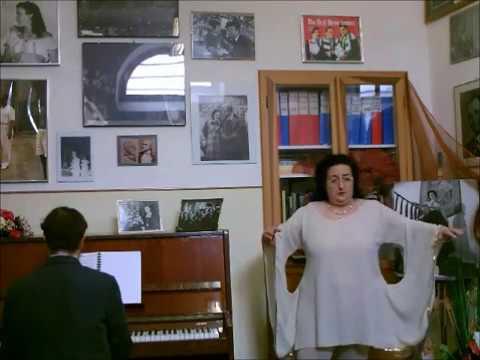 Gli acuti nel canto lirico (High Notes in Operatic Singing) - Documentary with Astrea Amaduzzi