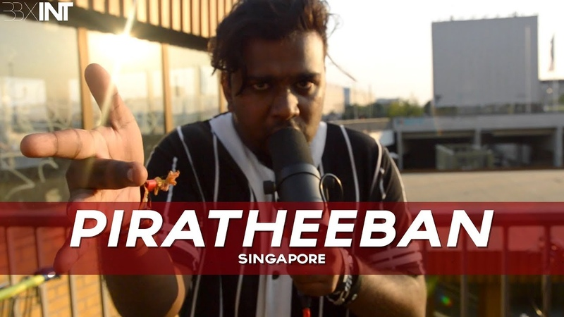PIRATHEEBAN 🇸🇬   I Can't Rap