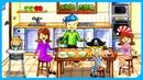 СМЕШНОЕ ВИДЕО ДЛЯ ДЕТЕЙ Новый игровой мультик ДОМ детская игра My PlayHome на Мульт Карапульт