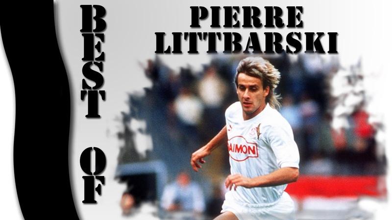 Best of Pierre Littbarski - Skills and Goals