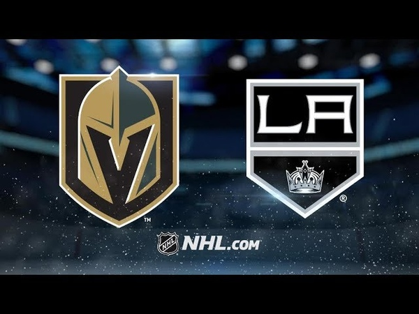 Vegas Golden Knights vs Los Angeles Kings | Oct.13, 2019 | NHL 19/20 |Game Highlights | Обзор матча