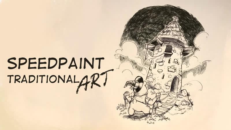 Speedpaint / traditional art