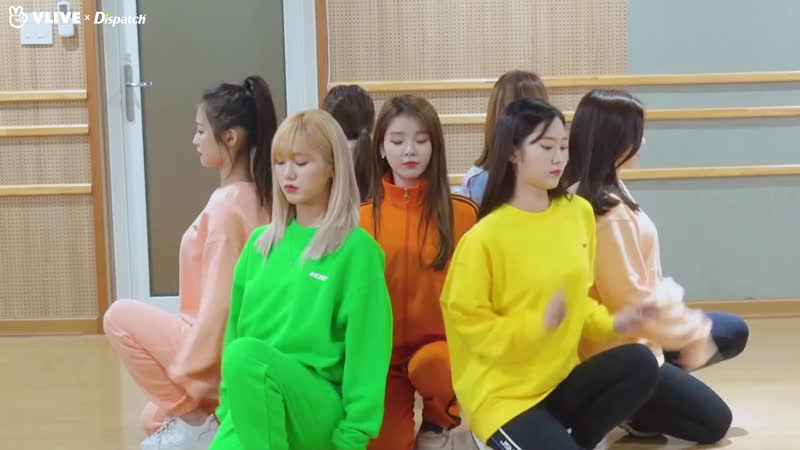 · Dance · 190521 · OH MY GIRL The Fifth Season · Naver x Dispatch Diet Dance Lesson ·