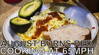 August Burns Red Makes Tour Bus Breakfast - COOKING AT 65MPH Ep. 38
