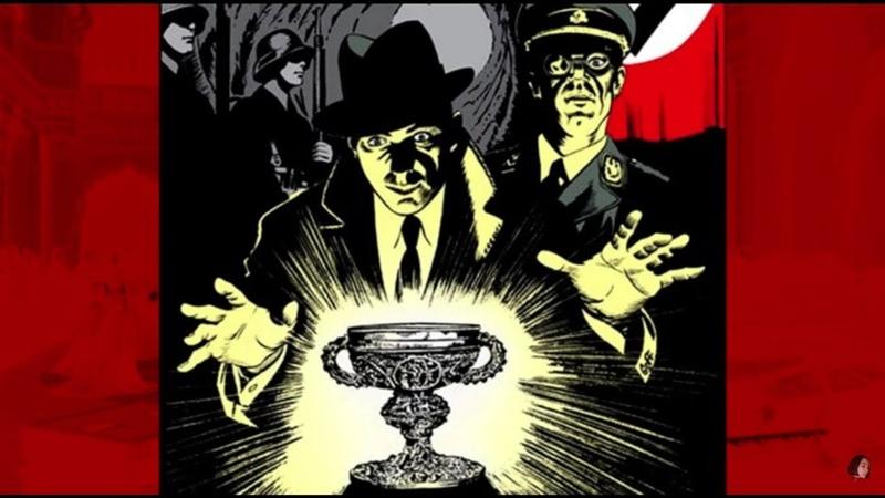 Магия Черного Ордена Потусторонние ТАЙНЫ Гимлера