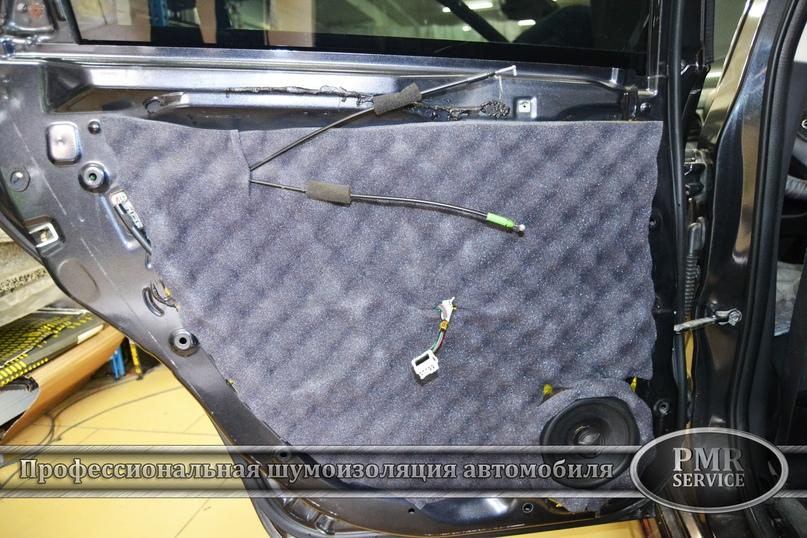 Комплексная шумоизоляция Subaru Impreza, изображение №15