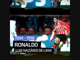 Luis Nazario De Lima psv 1994/96