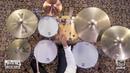 Used Zildjian 10 ZXT Trashformer Cymbal - 254g (UZXT10TRF-1042617B)