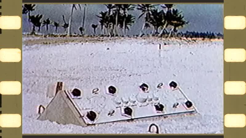 Radiation Hazard Водородная Бомба Кастл Браво 15 мегатонн обзор