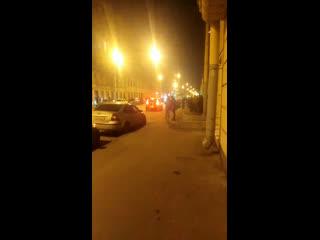 Live: Клуб Космонавт - нарушения закона