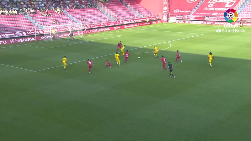 J1 CD Numancia vs AD Alcorcón (0-1) Highlights_Full-HD