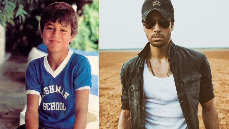 Enrique Iglesias Transformation ✴ 2018 From Age 1 to 42 Years Old