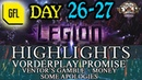 Path of Exile 3 7 LEGION DAY 26 27 Highlights VORDERPLAY PROMISE VENTOR'S GAMBLE = MONEY