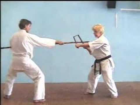 Warrior Pages, Nunchaku Application