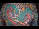 El tatuaje en Japón y los Yakuza